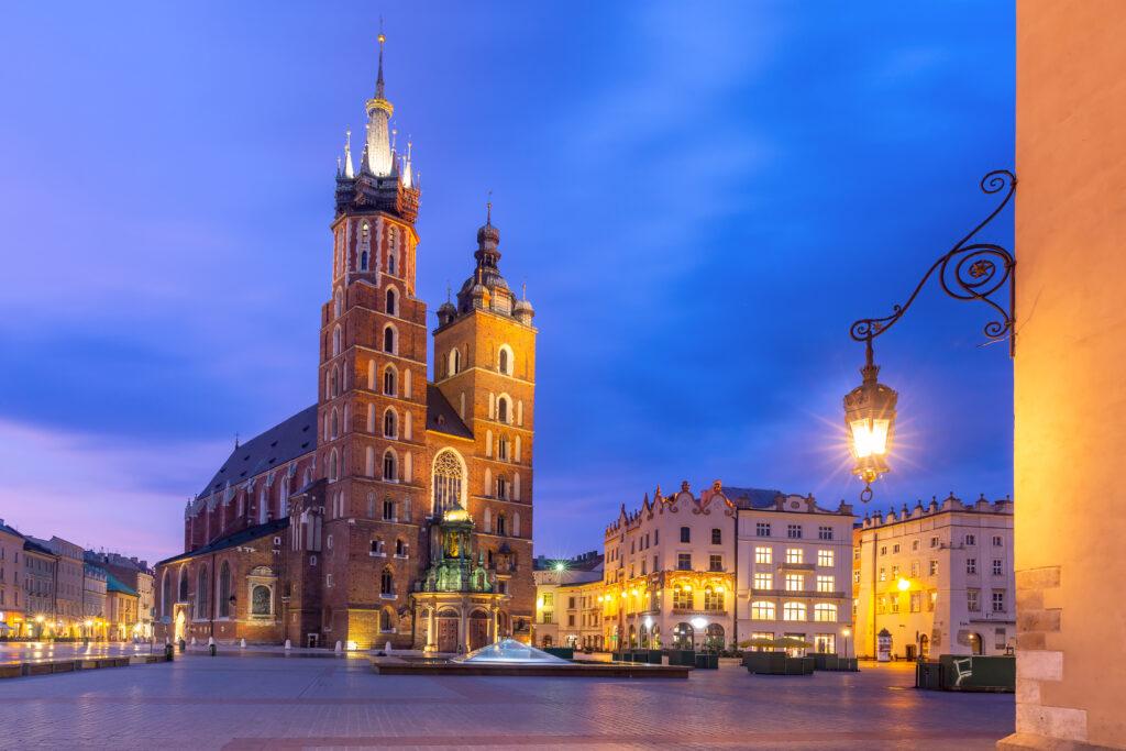 Centrum Krakowa